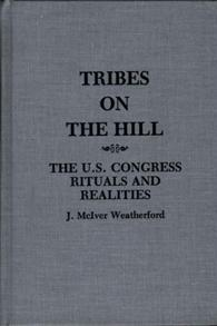 Tribes on the Hill cover image