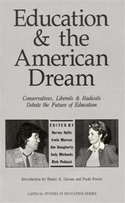 Education and the American Dream cover image