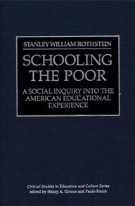 Schooling the Poor cover image