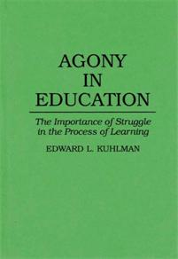 Agony in Education cover image