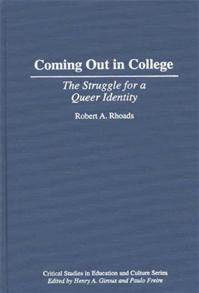 Coming Out in College cover image