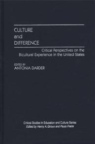 Culture and Difference cover image