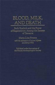 Blood, Milk, and Death cover image