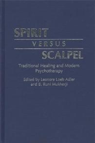 Spirit Versus Scalpel cover image