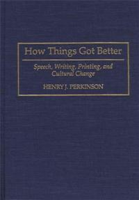 How Things Got Better cover image