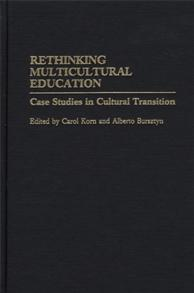 Rethinking Multicultural Education cover image