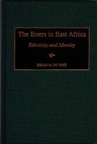 The Boers in East Africa cover image