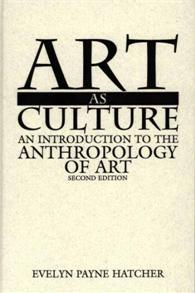 Art as Culture cover image