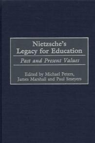 Nietzsche's Legacy for Education cover image
