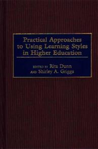 Practical Approaches to Using Learning Styles in Higher Education cover image