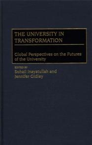 Cover image for The University in Transformation
