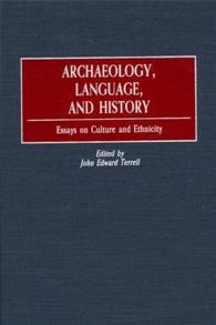 Archaeology, Language, and History cover image