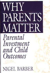 Why Parents Matter cover image
