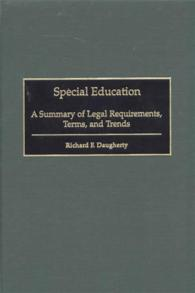 Special Education cover image