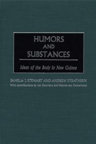 Humors and Substances cover image