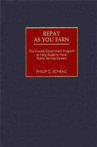 Repay As You Earn cover image