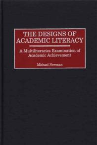 The Designs of Academic Literacy cover image