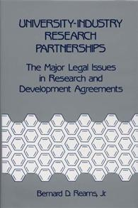 University-Industry Research Partnerships cover image