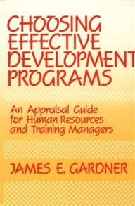 Choosing Effective Development Programs cover image
