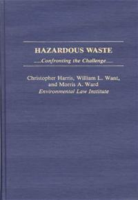Hazardous Waste cover image
