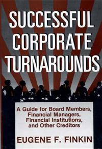 Successful Corporate Turnarounds cover image