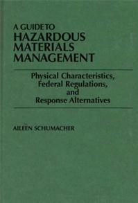 A Guide to Hazardous Materials Management cover image