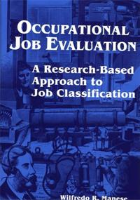 Occupational Job Evaluation cover image