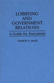 Lobbying and Government Relations cover image