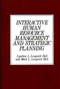 Interactive Human Resource Management and Strategic Planning cover image