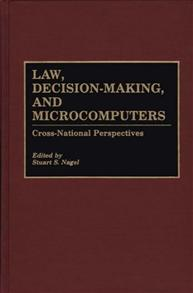Law, Decision-Making, and Microcomputers cover image