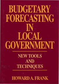 Budgetary Forecasting in Local Government cover image