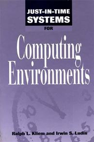 Just-In-Time Systems for Computing Environments cover image