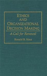 Ethics and Organizational Decision Making cover image