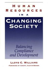 Human Resources in a Changing Society cover image