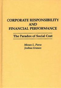 Corporate Responsibility and Financial Performance cover image