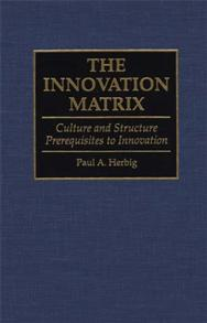 The Innovation Matrix cover image