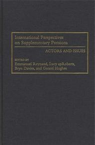 Cover image for International Perspectives on Supplementary Pensions