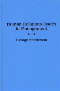 Human Relations Issues in Management cover image