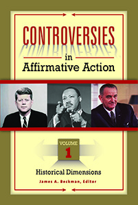 Controversies in Affirmative Action cover image