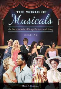 The World of Musicals cover image