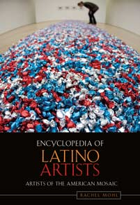 Encyclopedia of Latino Artists cover image