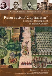 "Cover image for Reservation ""Capitalism"""