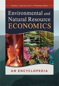 Cover image for Environmental and Natural Resource Economics