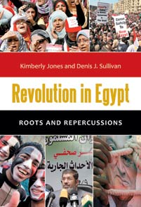 Revolution in Egypt cover image