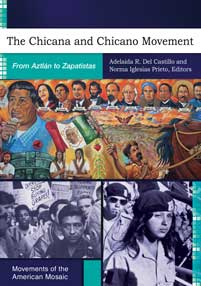 Cover image for Chicana and Chicano Movement, The