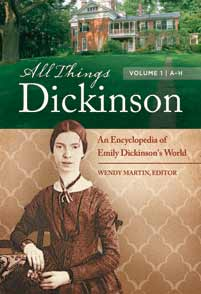 All Things Dickinson cover image