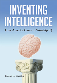 Cover image for Inventing Intelligence