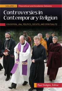 Controversies in Contemporary Religion cover image