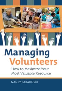 Managing Volunteers cover image