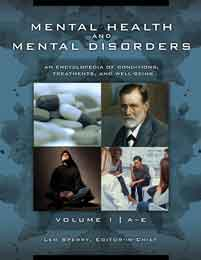 Cover image for Mental Health and Mental Disorders